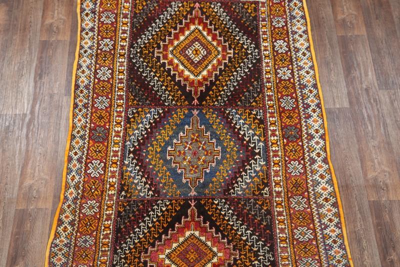 Vintage Geometric South Western Tribal Moroccan Oriental