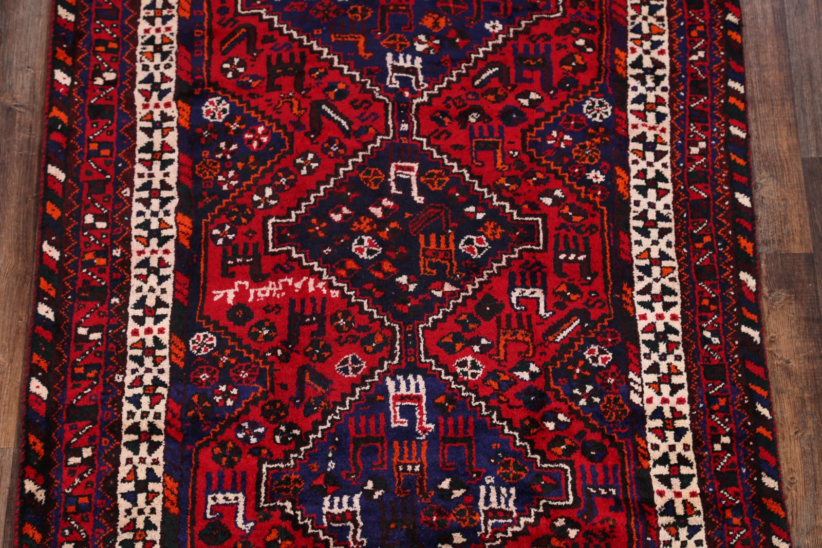 Unbeatable Deal Geometric Animals Tribal 5x8 Shiraz