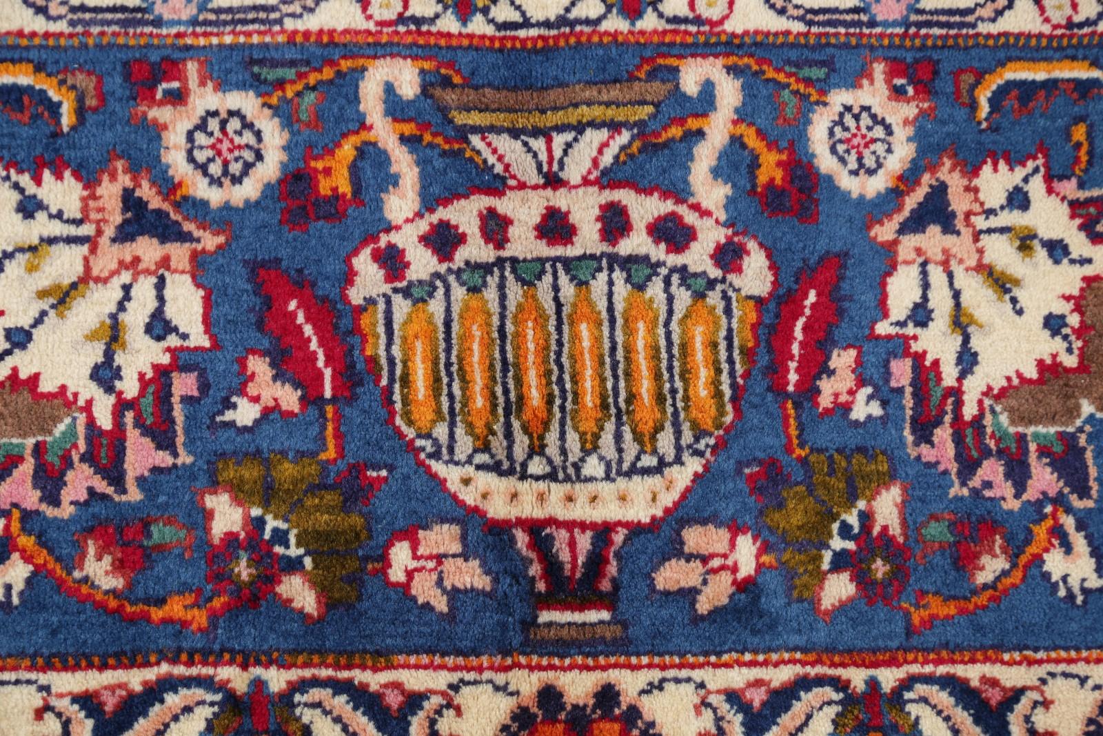 Vintage Dynasty Historical One Of A Kind Kashmar Persian