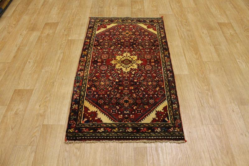 Foyer Rugs What Size : Stunning foyer size no reserve hamedan persian