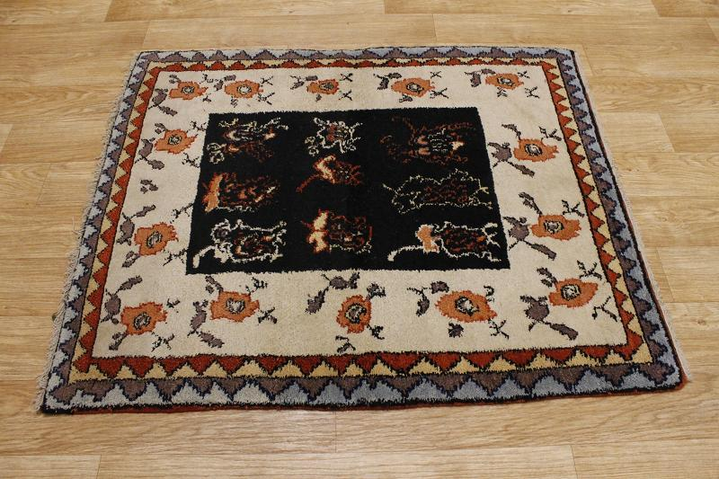 What Size Should Foyer Rug Be : Thick pile foyer size gabbeh persian oriental area rug