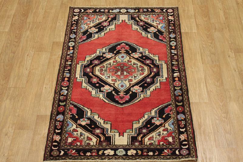 Foyer Rug Uk : Handmade foyer size red hamedan persian oriental area