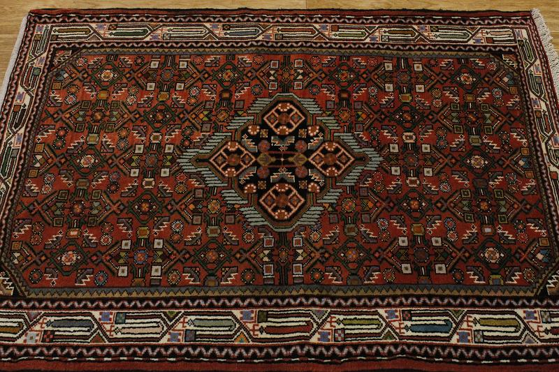 Traditional Foyer Rugs : New traditional foyer size hamedan persian oriental