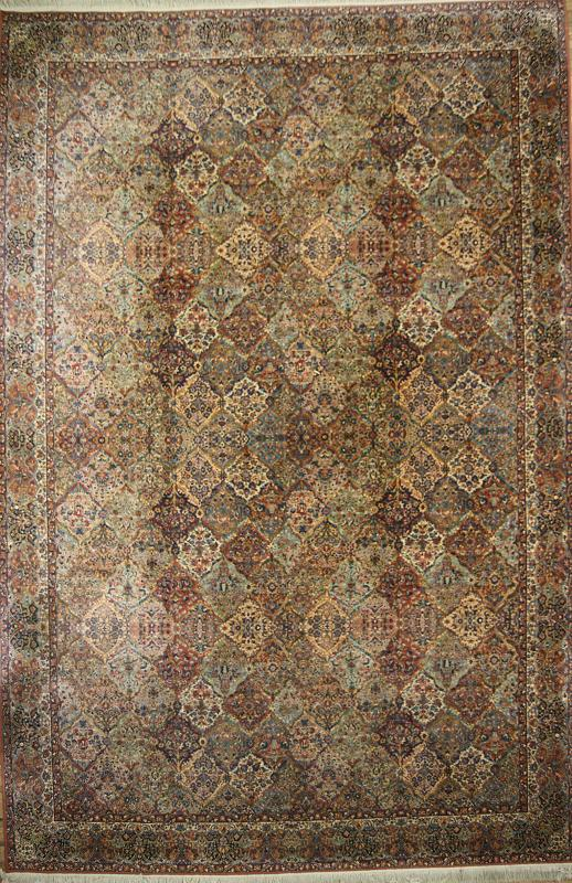 Palace Sized 21x14 100 New Zealand Wool Karastan Oriental
