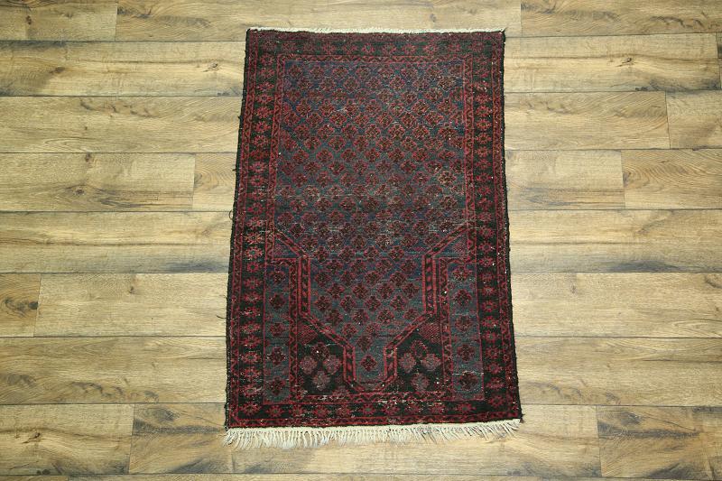 Foyer Rug Uk : Semi antique geometric foyer size balouch afghan