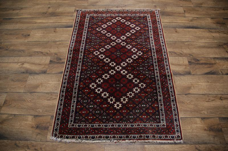 Foyer Rug Size : Geometric foyer size navy blue afshar persian oriental