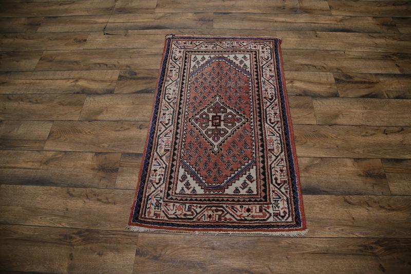 Square Foyer Rug : Semi antique foyer size botemir persian oriental area