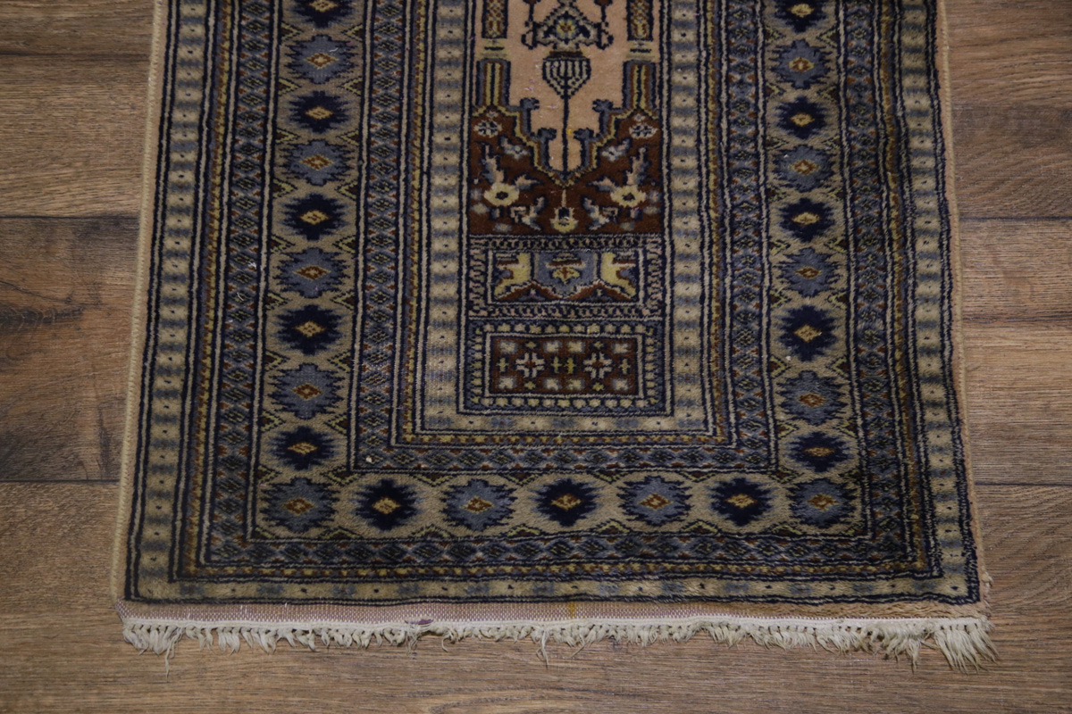 What Size Should Foyer Rug Be : Geometric foyer size bokhara pakistan oriental area