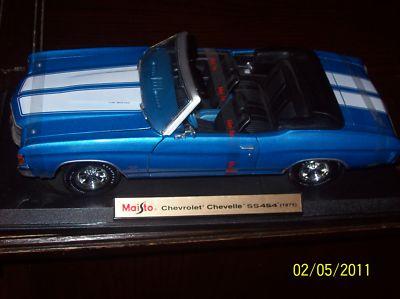 Maisto 1971 Chevrolet Chevelle SS 454