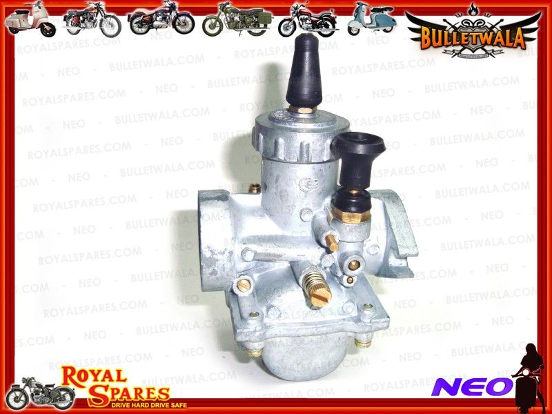 ROYAL ENFIELD 350cc CARBURETTOR MIKCARB VM24 #1447