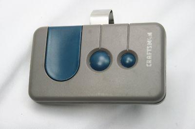 Radio1980 Craftsman Garage Door Opener Remote 139 53681b