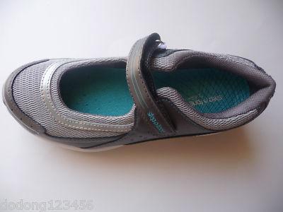 LA Gear Step N Tone Mary Jane Women Shape Up Shoes 8.5