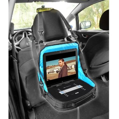 Car Seat Dvd Player Holder