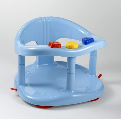 Adlerld Keter Ring Seat Anti Slip Baby Bath Safe Safty