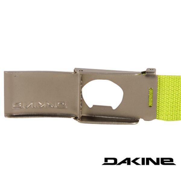 panicx dakine rail belt citron one size with bottle opener. Black Bedroom Furniture Sets. Home Design Ideas