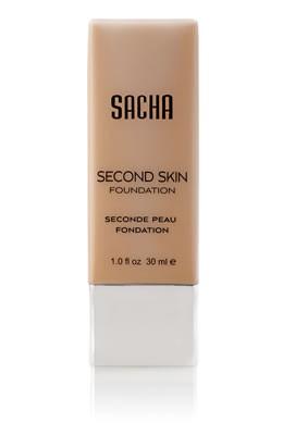 SACHA Second Skin Liquid Foundation