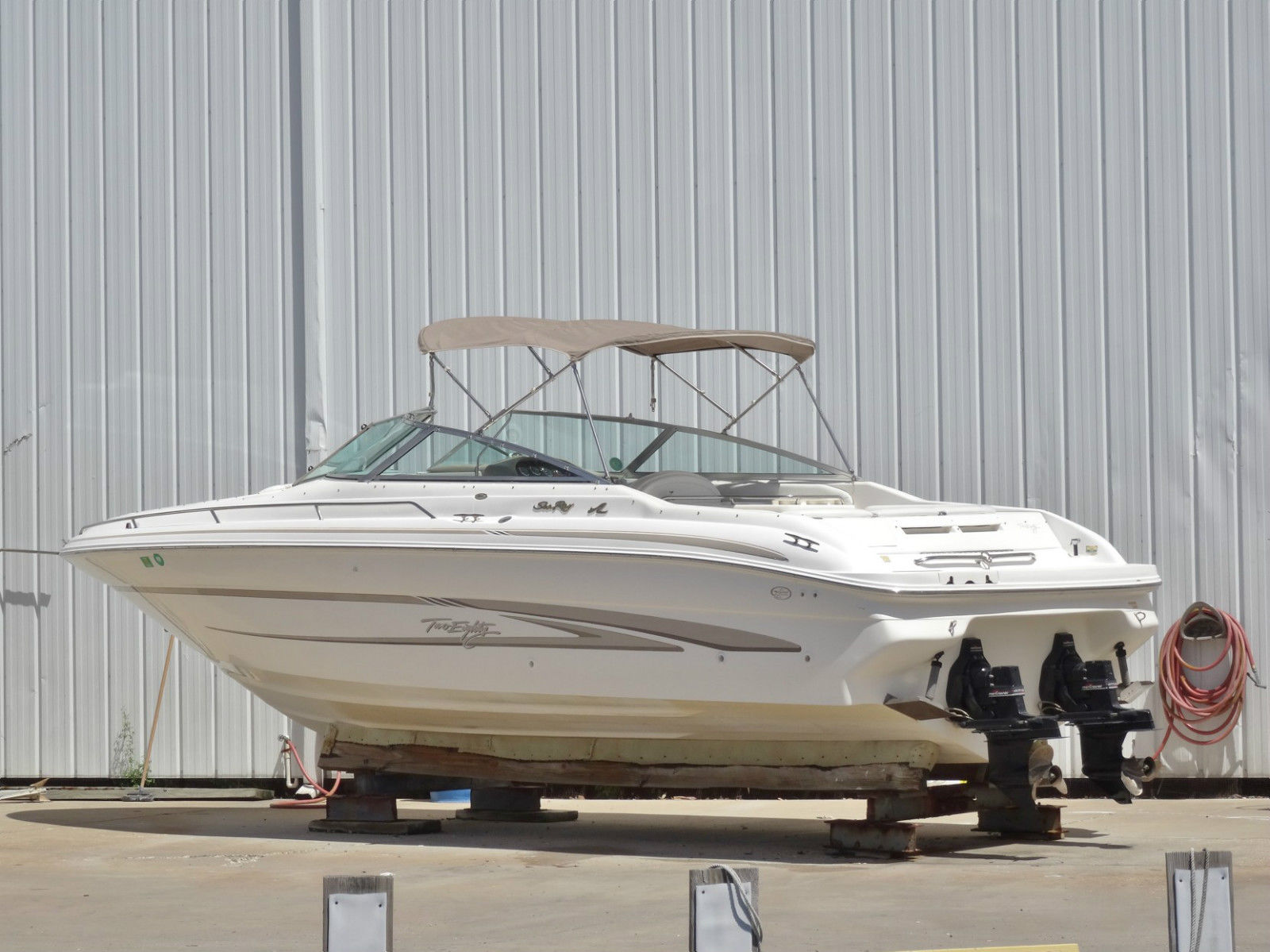 wholesaleingfla : 1998 Sea Ray 280 Bowrider Super Sport