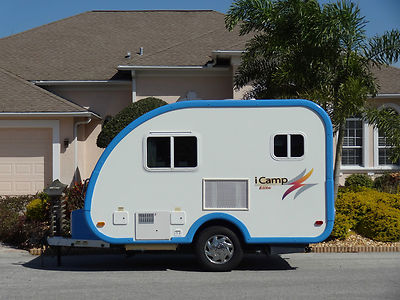 wholesaleingfla 2008 iCamp Elite Travel Trailer 15ft
