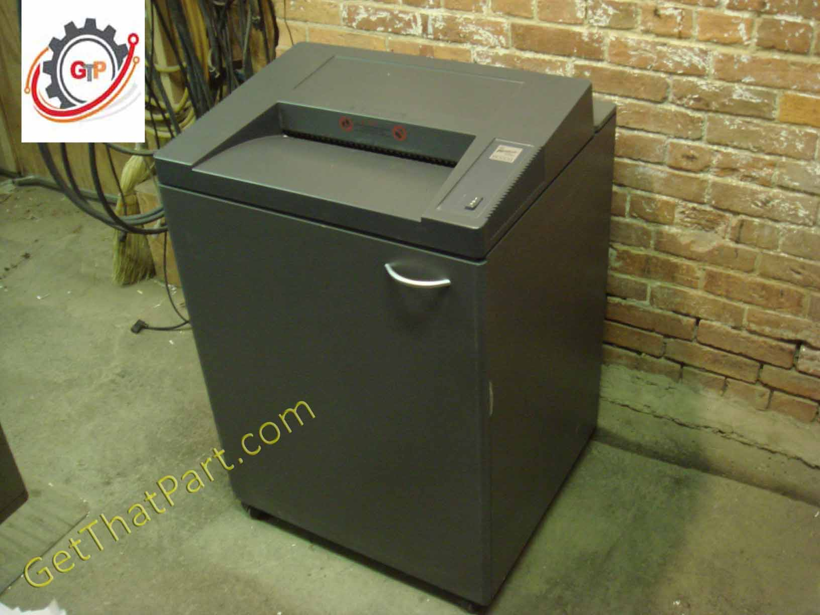 GBC 6020S Industrial 2HP Big Super Fast German Stripcut Paper