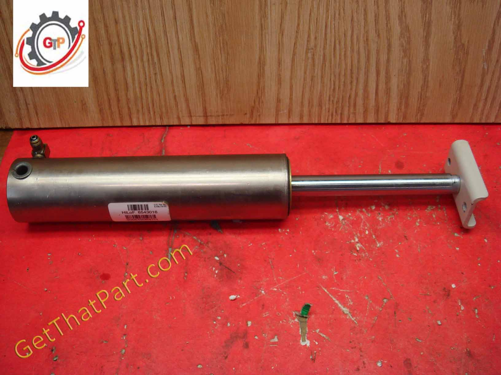hill rom p1900 total care bed hilo foot hydraulic cylinder assy ebay