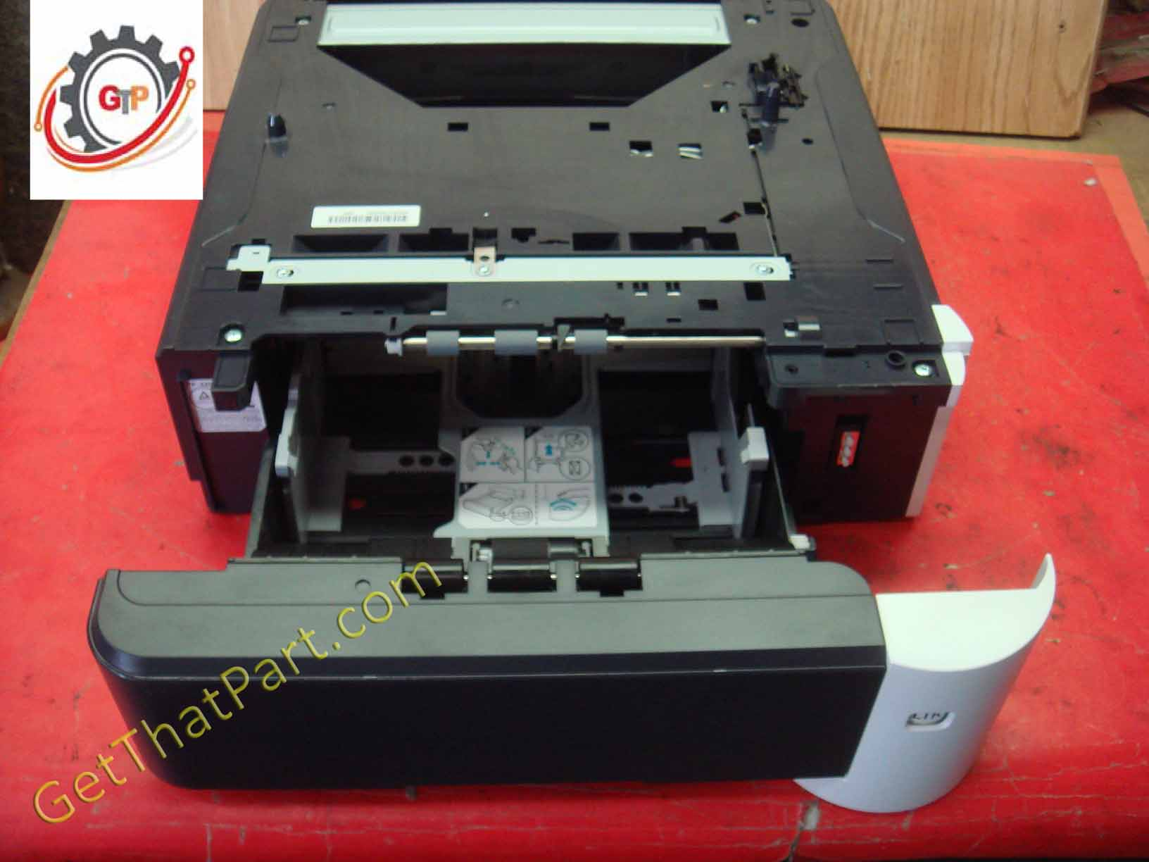Details about Kyocera FS-4100 4200 PF-320 500 Sheet Paper Tray Cassette  Feeder Assy
