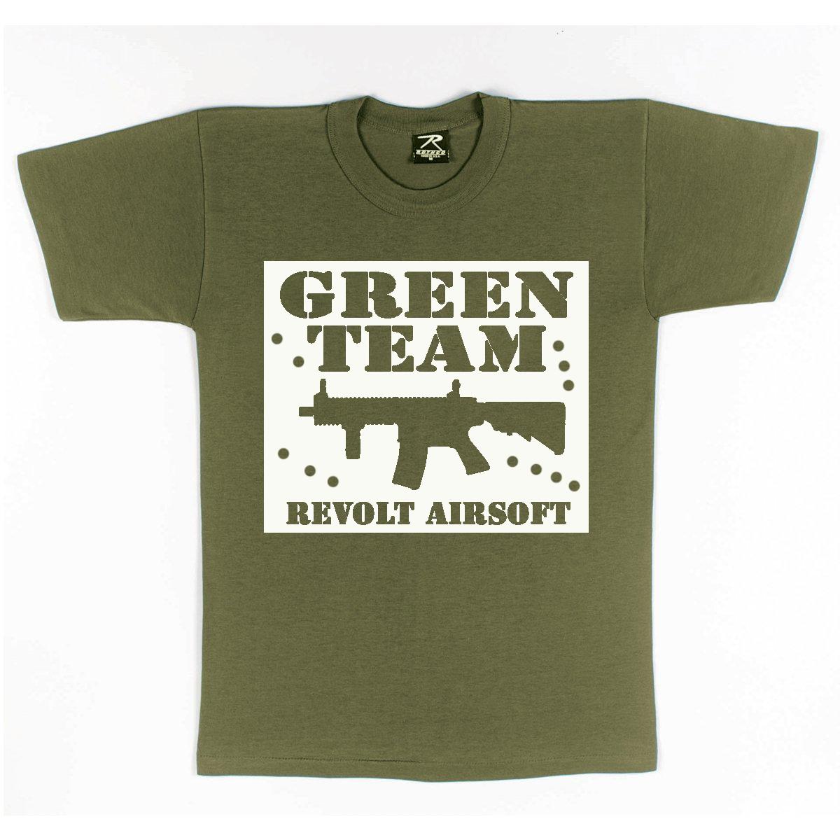 "Revolt ""Green Team"" T-Shirt (Pre-Order)"