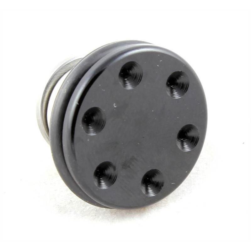 Lonex Airsoft Aluminum Ventilation Piston Head For