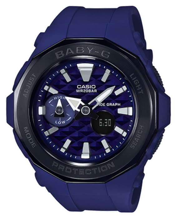 Casio Baby-G BGA225G-2A Beach Glamping Series Blue