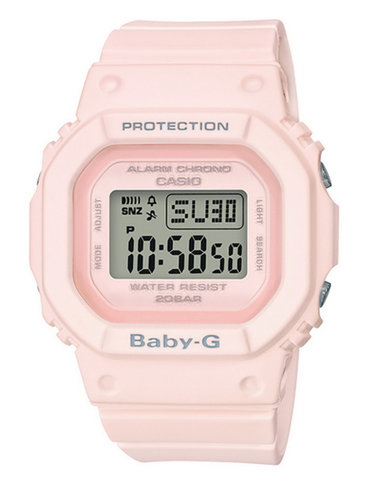 Casio Baby-G BGD560-4 Pink Digital Watch