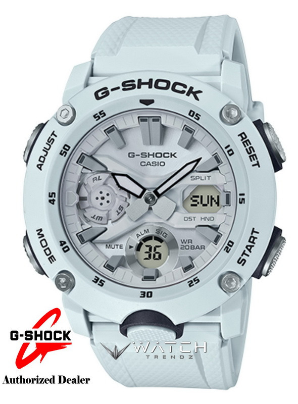Casio G-Shock GA2000S-7A Core Guard Analog Digital