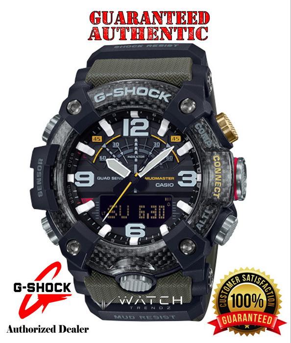Casio G-Shock GGB100-1A3 MUDMASTER MASTER OF G SER