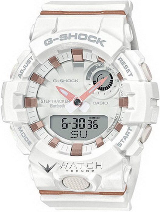 Casio G-Shock GMAB800-7A Bluetooth Connected Step