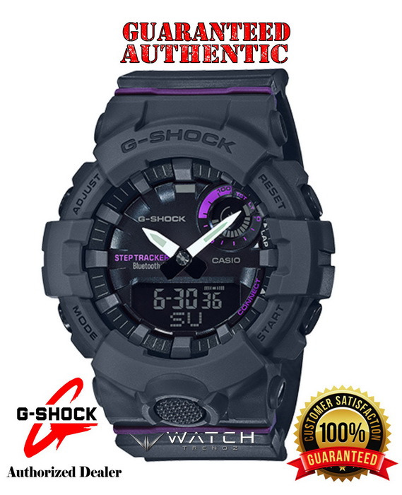 Casio G-Shock GMAB800-8A Bluetooth Connected Step