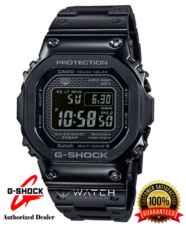 Casio G-Shock GMWB5000GD-1 Multi-Band 6 Atomic Tim