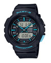 Casio Baby-G BGA240-1A3 Analog Digital Running Wat