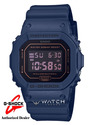 Casio G-Shock DW5600BBM-2 Digital Navy Blue Watch