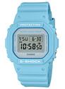 Casio G-Shock DW5600SC-2 Pastel Baby Blue Digital