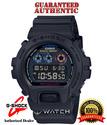 Casio G-Shock DW6900BMC-1 NEON Black Digital Watch