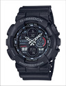 Casio G-Shock GA140-1A1 Analog Digital Magnetic Re