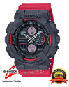 Casio G-Shock GA140-4A Analog Digital Magnetic Res
