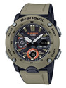 Casio G-Shock GA2000-5A Carbon Core Guard Beige Wa