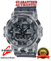 Casio G-Shock GA700SK-1A SKELETON Analog-Digital W