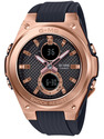 Casio Baby-G MSGC100G-1A G-MS Series Rose Gold-Ton
