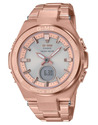 Casio Baby-G MSGS200DG-4A Rose Gold Stainless Stee