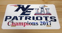 New England Patriots 2017 Superbowl Champions Fron
