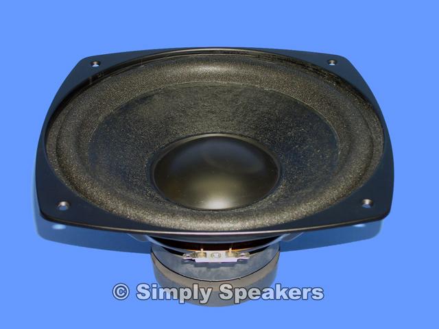 Boston acoustics t9replacement woofer