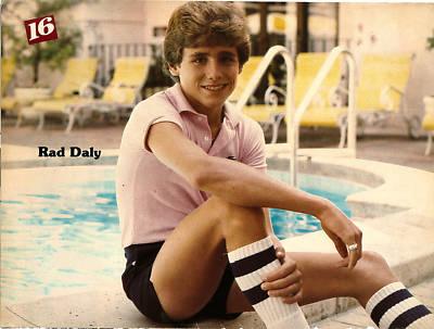 Love Health Rad Daly In Shorts Rex Smith Teen