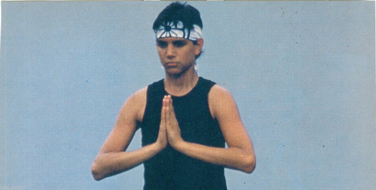 Lovehealth Ralph Macchio Barefoot John Stamos Teen Boy Actor