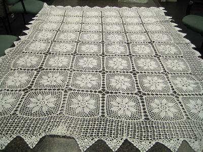 Crochet Lace Tablecloth Patterns Crochet Club
