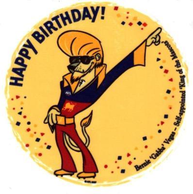 Customedibles Brisbane Lion Edible Image Cake Cupcake